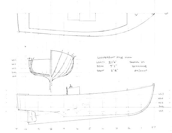 Village boat shop wooden boatbuilding and repair for Picnic boat plans